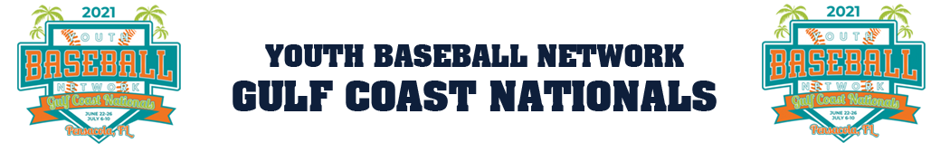 Youth Baseball Network: Gulf Coast Nationals